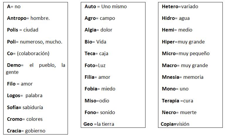 Palabras Procedentes Del Latin 53